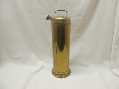 $4.99 • Buy Vintage Krome Kraft Farber Bros Skyscraper Shaker All-brass Shaker