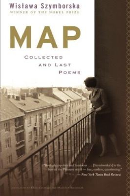 Szymborska, Wislawa-Map (US IMPORT) BOOK NEW • 13.34£