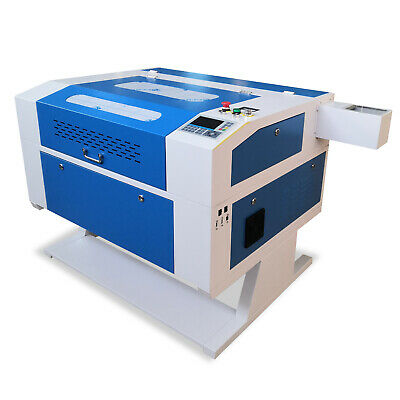 700x500mm Co2 Laser Engraving Cutting Machine Engraver Cutter USB Motor Z Axis • 1,699.99£