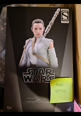 AU255 • Buy Hot Toys Rey Resistance Outfit Star Wars