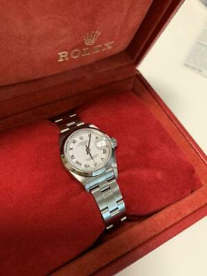 $ CDN5534.90 • Buy Auth Rolex Watch Oyster Perpetual Datejust Analog Vintage Free Shipping