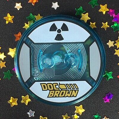 AU15 • Buy NEW LEGO Dimensions Doc Brown Back To The Future Fun Pack Toy Tag 71230 Game Toy