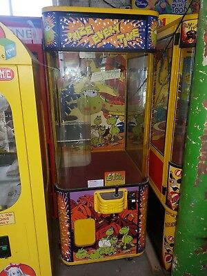 Coin Operated Prize Every Time Teddy Grabber Arcade Machine • 750£