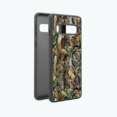 $ CDN16.37 • Buy For Samsung Galaxy S6 S7 S8 S9 S10 S20 Deer Hunting Camouflage Case Cover