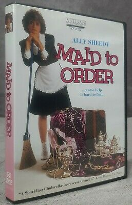 $19.99 • Buy Maid To Order (DVD 2002) Mint W/Insert•No Scratches•USA•Out-of-Print•Ally Sheedy