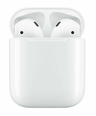 AU249 • Buy Apple AirPods 2nd Generation With Charging Case - White