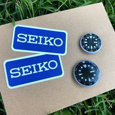 $ CDN10.90 • Buy Seiko SKX007 6309 Dial Buttons + Stickers Turtle Watch Dive