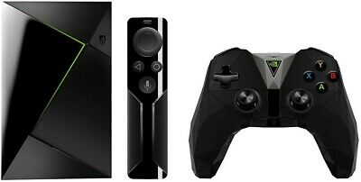 $ CDN483.14 • Buy Brand New NVIDIA SHIELD TV 4K HDR Gaming Edition With Game Controller