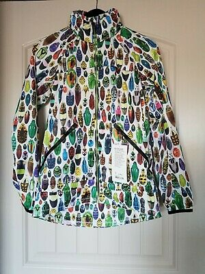 $ CDN390 • Buy Lululemon Seawheeze Miss Misty Jacket. BUG Print. Size 4. Rare !
