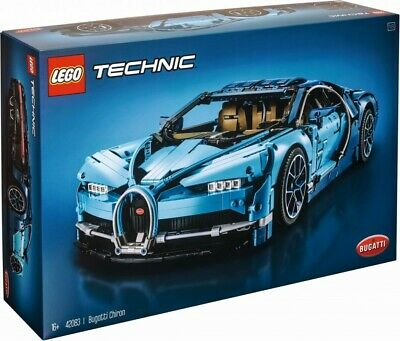 £429.18 • Buy LEGO Technic Bugatti Chiron 42083 Race Car Building Kit And Engineering Toy