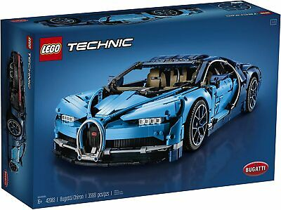 $399.49 • Buy New LEGO Technic Bugatti Chiron 42083 Race Car Building Kit And Engineering Toy