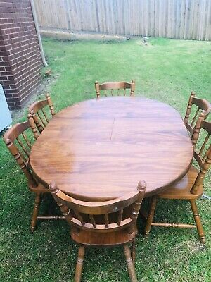 AU1 • Buy 7 Peice Dining Table And Chairs