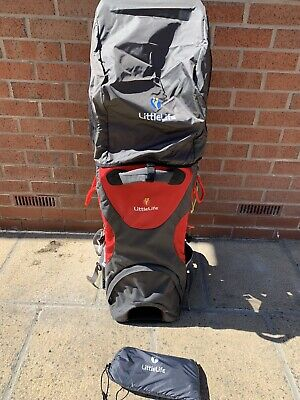 Little Life Backpack Carrier Cross Country S3 • 54£