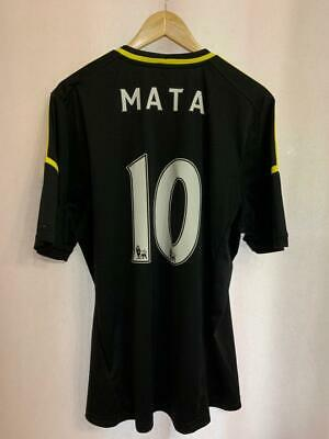 Fc Chelsea London 2012/2013 Third Football Shirt Jersey Size Xl Juan Mata #10 • 44.99£