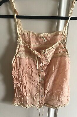 AU63 • Buy Spell Designs Prairie Cami Blush Size M