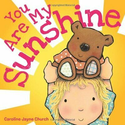 `Church, Caroline Jayne`-You Are My Sunshine (US IMPORT) BOOK NEW • 5.49£