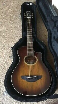 $250 • Buy Yamaha Acoustic Electric Guitar/Case/Amp (Never Used!)
