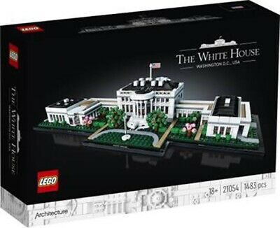 AU250 • Buy Brand New LEGO Architecture 21054 The White House