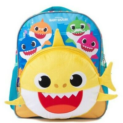 $18.99 • Buy Baby Shark 14  Singing Backpack New In Stock !