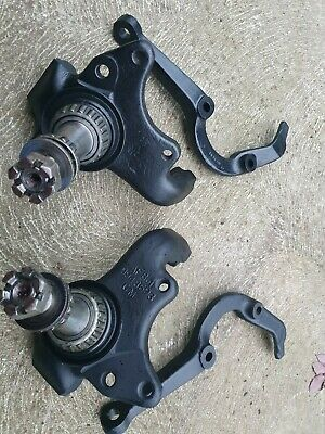 AU100 • Buy Hq Hj Hx Hz Stub Axles And Steering Arms