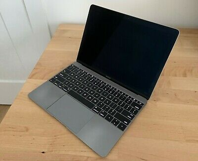 View Details Apple MacBook 12'' 256 GB SSD Laptop (Retina, Early 2016) • 519.99$