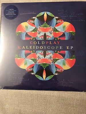 "Coldplay Ep Vinyl 12"" Coloured Vinyl Inc Poster New Sealed • 15.99£"