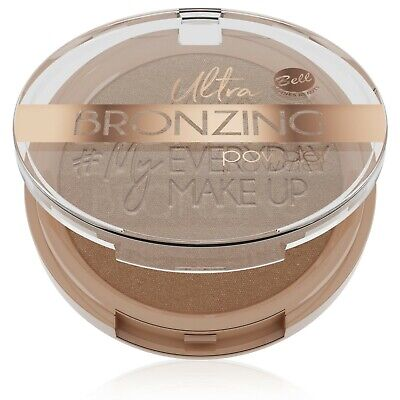 BELL Ultra Bronzing Powder 10g Illuminating Bronzing Powder For Sun-kissed Tan • 9.01£