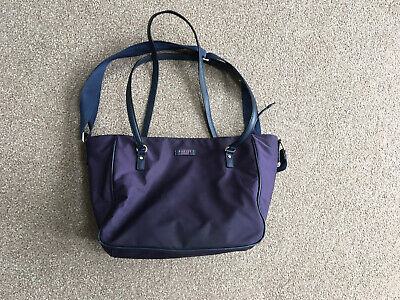 £13.99 • Buy Radley Cheshire Street Baby Changing Tote Bag Blue