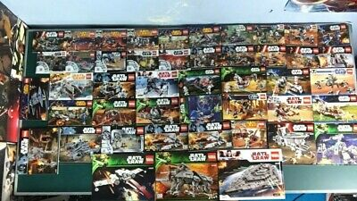 Over 120 Lego Instruction Manuals: Star Wars, Superheroes, Ideas And More!  • 4£