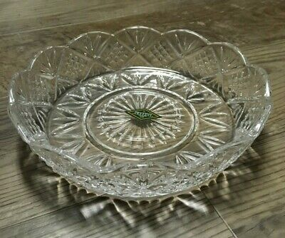 $34.99 • Buy Shannon Crystal Designs Of Ireland Bowl 8  Candy Dish Ashtray Potpourri Serving