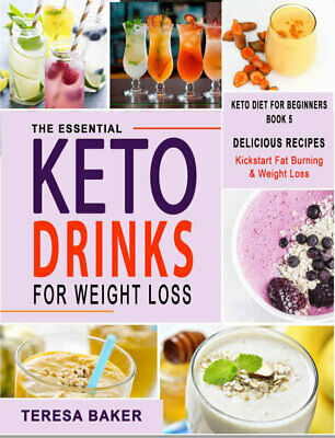 $1.99 • Buy Keto Drinks Cookbook For Weight Loss – Fat-Burning, Sugar-Free  (((P.D.F)))