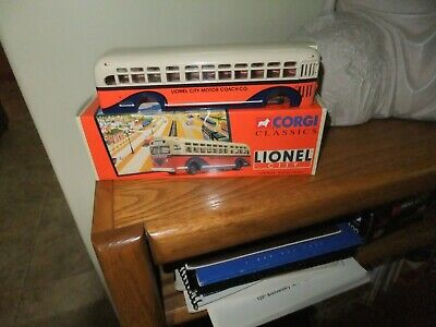 $15 • Buy Corgi Classics 54011 Lionel Bus Lines GM 4507 BODY ONLY