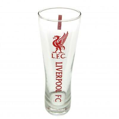 £15.99 • Buy Official LIVERPOOL FC Tall Beer Pint Glass LFC Gift