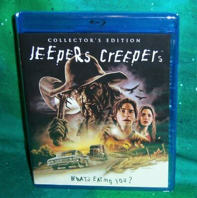 $49.95 • Buy New Rare Oop Scream Factory Jeepers Creepers Collector's Edition Blu Ray 2001