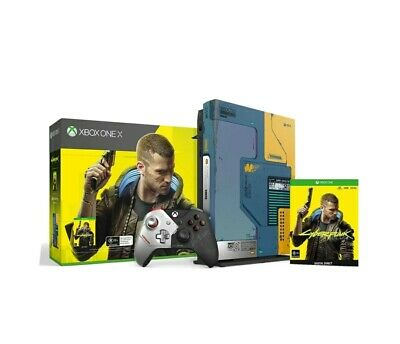 AU850 • Buy Xbox One X 1TB Limited Edition Cyberpunk 2077 Console ***SOLD OUT***