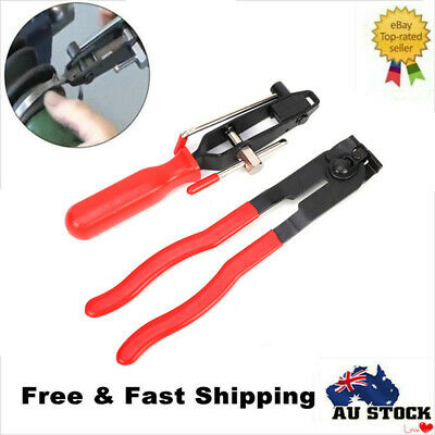 AU27.55 • Buy 2Pcs CV Joint Boot Clamp Pliers Set Car Banding Tool Ear Type Install Kit Set AU