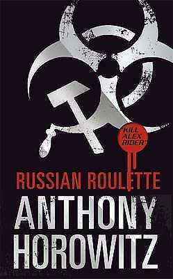 Russian Roulette (Alex Rider), Anthony Horowitz, New Book • 7.94£