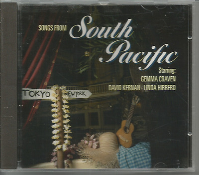 Songs From South Pacific   CD Sealed • 4.99£