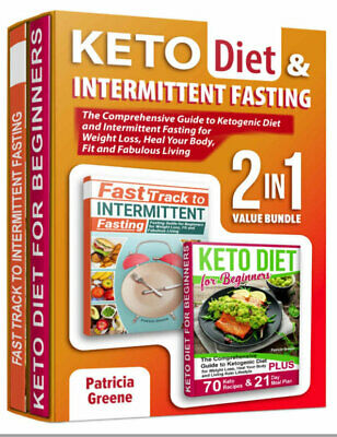 $1.99 • Buy Keto Diet And Intermittent Fasting For Beginners (2-in-1 Value (((P.D.F)))