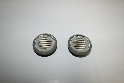 $7.99 • Buy Czech Military Gas Mask Filter Inlets (only) For M10 And M10m To Attach Filters