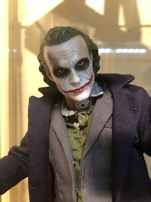 $300 • Buy Hot Toys Movie Masterpiece The Dark Knight Collectors Edition MMS68 The Joker