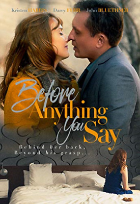 AU22.10 • Buy Before Anything You Say-before Anything You Say Dvd Neuf