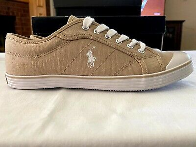 $25.49 • Buy New With Tags Polo Ralph Lauren - Women's Shoes - Khaki - Size (9)