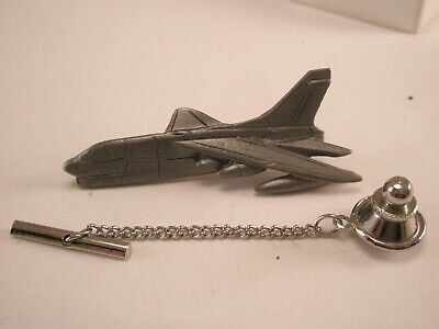 $16.99 • Buy -Jet Fighter Bomber Aircraft Vintage Tie Tack Lapel Pin Plane Military Transport
