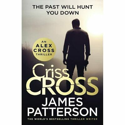 AU8 • Buy JAMES PATTERSON // Criss Cross Paperback - Alex Cross Thriller
