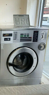 Coin-Operated Launderette Laundry Machine Available For Sale. • 990£