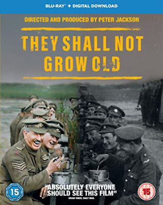 $24.38 • Buy They Shall Not Grow Old (UK IMPORT) BLU-RAY NEW