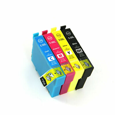 AU35.90 • Buy 4x Generic Ink Cartridges 39 39XL For Epson Expression Home XP2105 XP4105