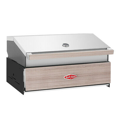 AU899 • Buy BeefEater 1500 Series - 4 Burner Build-In BBQ Model BDB1540GA RRP $1199.00