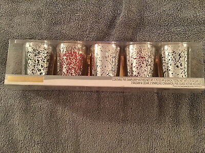 YANKEE CANDLE Votive Sampler HOLIDAY GIFT SET WITH HOLDERS • 30.10£